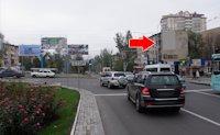 Брандмауэр №10019 в городе Донецк (Донецкая область), размещение наружной рекламы, IDMedia-аренда по самым низким ценам!