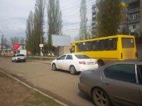 Билборд №101056 в городе Белгород-Днестровский (Одесская область), размещение наружной рекламы, IDMedia-аренда по самым низким ценам!