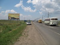 Билборд №101070 в городе Затока (Одесская область), размещение наружной рекламы, IDMedia-аренда по самым низким ценам!