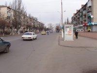 Ситилайт №105846 в городе Павлоград (Днепропетровская область), размещение наружной рекламы, IDMedia-аренда по самым низким ценам!