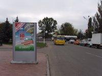 Ситилайт №105847 в городе Павлоград (Днепропетровская область), размещение наружной рекламы, IDMedia-аренда по самым низким ценам!
