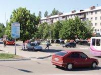 Ситилайт №105849 в городе Павлоград (Днепропетровская область), размещение наружной рекламы, IDMedia-аренда по самым низким ценам!