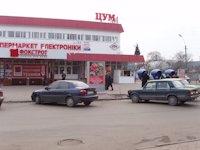 Ситилайт №105855 в городе Павлоград (Днепропетровская область), размещение наружной рекламы, IDMedia-аренда по самым низким ценам!