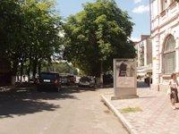Ситилайт №105858 в городе Павлоград (Днепропетровская область), размещение наружной рекламы, IDMedia-аренда по самым низким ценам!