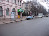 Ситилайт №105859 в городе Павлоград (Днепропетровская область), размещение наружной рекламы, IDMedia-аренда по самым низким ценам!