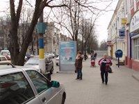 Ситилайт №105860 в городе Павлоград (Днепропетровская область), размещение наружной рекламы, IDMedia-аренда по самым низким ценам!