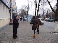 Ситилайт №105861 в городе Павлоград (Днепропетровская область), размещение наружной рекламы, IDMedia-аренда по самым низким ценам!