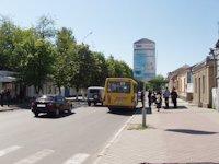 Ситилайт №105864 в городе Павлоград (Днепропетровская область), размещение наружной рекламы, IDMedia-аренда по самым низким ценам!