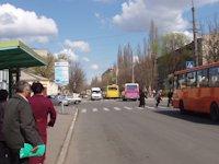 Ситилайт №105865 в городе Павлоград (Днепропетровская область), размещение наружной рекламы, IDMedia-аренда по самым низким ценам!