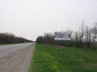 Билборд №10612 в городе Запорожье трасса (Запорожская область), размещение наружной рекламы, IDMedia-аренда по самым низким ценам!