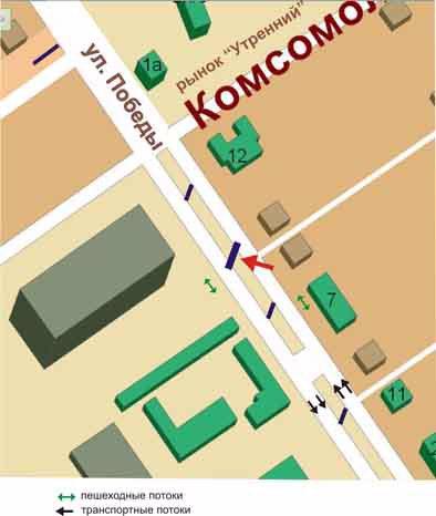 IDMedia Арендовать и разместить Бэклайт в городе Черноморск(Ильичевск) (Одесская область) №106336 схема