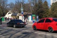Ситилайт №106365 в городе Черноморск(Ильичевск) (Одесская область), размещение наружной рекламы, IDMedia-аренда по самым низким ценам!