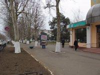 Ситилайт №106367 в городе Черноморск(Ильичевск) (Одесская область), размещение наружной рекламы, IDMedia-аренда по самым низким ценам!