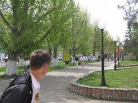 Ситилайт №106369 в городе Черноморск(Ильичевск) (Одесская область), размещение наружной рекламы, IDMedia-аренда по самым низким ценам!
