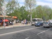 Ситилайт №106372 в городе Черноморск(Ильичевск) (Одесская область), размещение наружной рекламы, IDMedia-аренда по самым низким ценам!