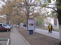 Ситилайт №106375 в городе Черноморск(Ильичевск) (Одесская область), размещение наружной рекламы, IDMedia-аренда по самым низким ценам!