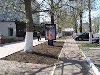 Ситилайт №106376 в городе Черноморск(Ильичевск) (Одесская область), размещение наружной рекламы, IDMedia-аренда по самым низким ценам!