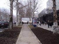 Ситилайт №106377 в городе Черноморск(Ильичевск) (Одесская область), размещение наружной рекламы, IDMedia-аренда по самым низким ценам!