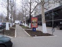 Ситилайт №106379 в городе Черноморск(Ильичевск) (Одесская область), размещение наружной рекламы, IDMedia-аренда по самым низким ценам!
