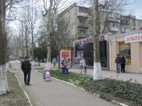 Ситилайт №106383 в городе Черноморск(Ильичевск) (Одесская область), размещение наружной рекламы, IDMedia-аренда по самым низким ценам!