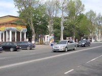Ситилайт №106388 в городе Черноморск(Ильичевск) (Одесская область), размещение наружной рекламы, IDMedia-аренда по самым низким ценам!