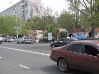 Ситилайт №106391 в городе Черноморск(Ильичевск) (Одесская область), размещение наружной рекламы, IDMedia-аренда по самым низким ценам!