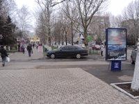 Ситилайт №106392 в городе Черноморск(Ильичевск) (Одесская область), размещение наружной рекламы, IDMedia-аренда по самым низким ценам!