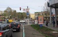 Ситилайт №106397 в городе Черноморск(Ильичевск) (Одесская область), размещение наружной рекламы, IDMedia-аренда по самым низким ценам!