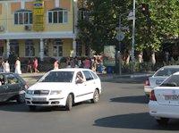 Ситилайт №106400 в городе Черноморск(Ильичевск) (Одесская область), размещение наружной рекламы, IDMedia-аренда по самым низким ценам!