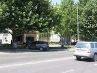 Ситилайт №106404 в городе Черноморск(Ильичевск) (Одесская область), размещение наружной рекламы, IDMedia-аренда по самым низким ценам!