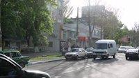 Ситилайт №106410 в городе Черноморск(Ильичевск) (Одесская область), размещение наружной рекламы, IDMedia-аренда по самым низким ценам!