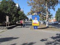 Ситилайт №106412 в городе Черноморск(Ильичевск) (Одесская область), размещение наружной рекламы, IDMedia-аренда по самым низким ценам!