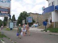 Ситилайт №106413 в городе Черноморск(Ильичевск) (Одесская область), размещение наружной рекламы, IDMedia-аренда по самым низким ценам!