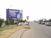 Билборд №106441 в городе Черноморск(Ильичевск) (Одесская область), размещение наружной рекламы, IDMedia-аренда по самым низким ценам!