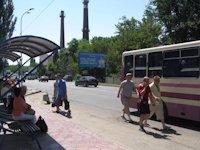 Билборд №106458 в городе Черноморск(Ильичевск) (Одесская область), размещение наружной рекламы, IDMedia-аренда по самым низким ценам!