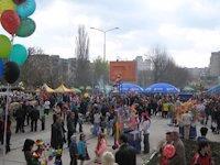 Билборд №106470 в городе Черноморск(Ильичевск) (Одесская область), размещение наружной рекламы, IDMedia-аренда по самым низким ценам!