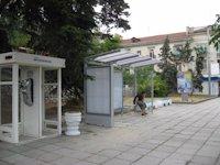 Ситилайт №11175 в городе Севастополь (АР Крым), размещение наружной рекламы, IDMedia-аренда по самым низким ценам!