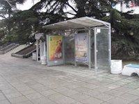 Ситилайт №11176 в городе Севастополь (АР Крым), размещение наружной рекламы, IDMedia-аренда по самым низким ценам!