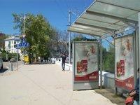 Ситилайт №11182 в городе Севастополь (АР Крым), размещение наружной рекламы, IDMedia-аренда по самым низким ценам!