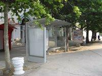 Ситилайт №11184 в городе Севастополь (АР Крым), размещение наружной рекламы, IDMedia-аренда по самым низким ценам!