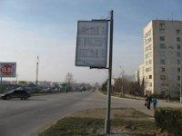 Ситилайт №11243 в городе Севастополь (АР Крым), размещение наружной рекламы, IDMedia-аренда по самым низким ценам!