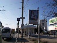 Ситилайт №11245 в городе Севастополь (АР Крым), размещение наружной рекламы, IDMedia-аренда по самым низким ценам!