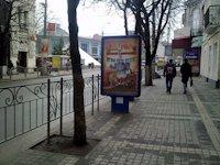 Ситилайт №11258 в городе Симферополь (АР Крым), размещение наружной рекламы, IDMedia-аренда по самым низким ценам!