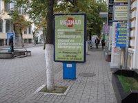 Ситилайт №11271 в городе Симферополь (АР Крым), размещение наружной рекламы, IDMedia-аренда по самым низким ценам!