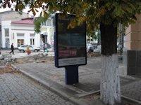 Ситилайт №11285 в городе Симферополь (АР Крым), размещение наружной рекламы, IDMedia-аренда по самым низким ценам!