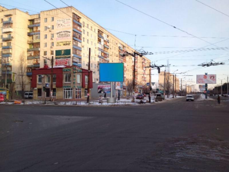 Экран №113124 в городе Северодонецк (Луганская область), размещение наружной рекламы, IDMedia-аренда по самым низким ценам!