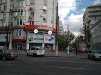 Брандмауэр №114801 в городе Одесса (Одесская область), размещение наружной рекламы, IDMedia-аренда по самым низким ценам!