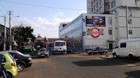 Брандмауэр №114805 в городе Одесса (Одесская область), размещение наружной рекламы, IDMedia-аренда по самым низким ценам!