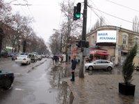 Брандмауэр №114842 в городе Одесса (Одесская область), размещение наружной рекламы, IDMedia-аренда по самым низким ценам!