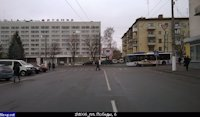 Скролл №117346 в городе Житомир (Житомирская область), размещение наружной рекламы, IDMedia-аренда по самым низким ценам!